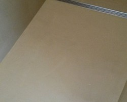 Ric Floors and Walls Pose d'enduit