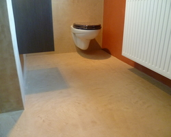 Ric Floors and Walls - Pose d'enduit
